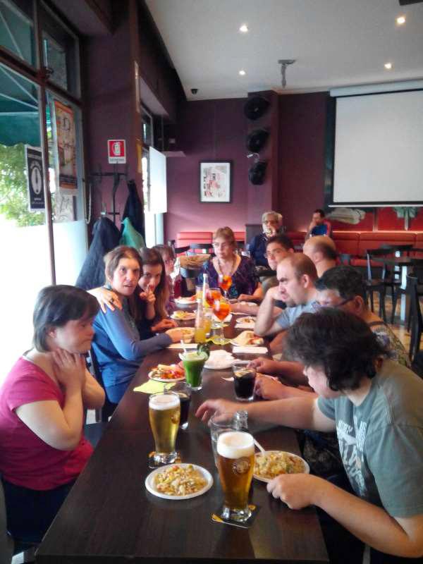 Comunità - cena di compleanno