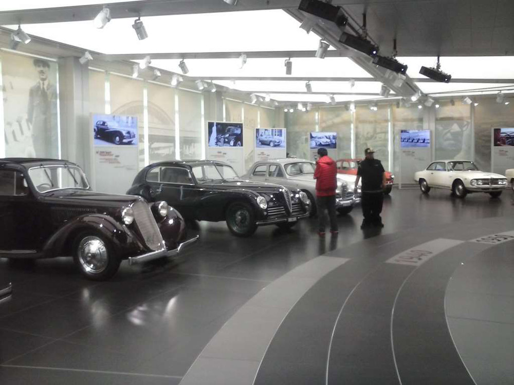 Museo Alfa