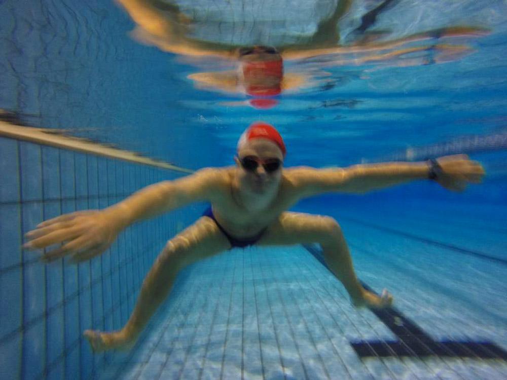 In piscina con il CSE