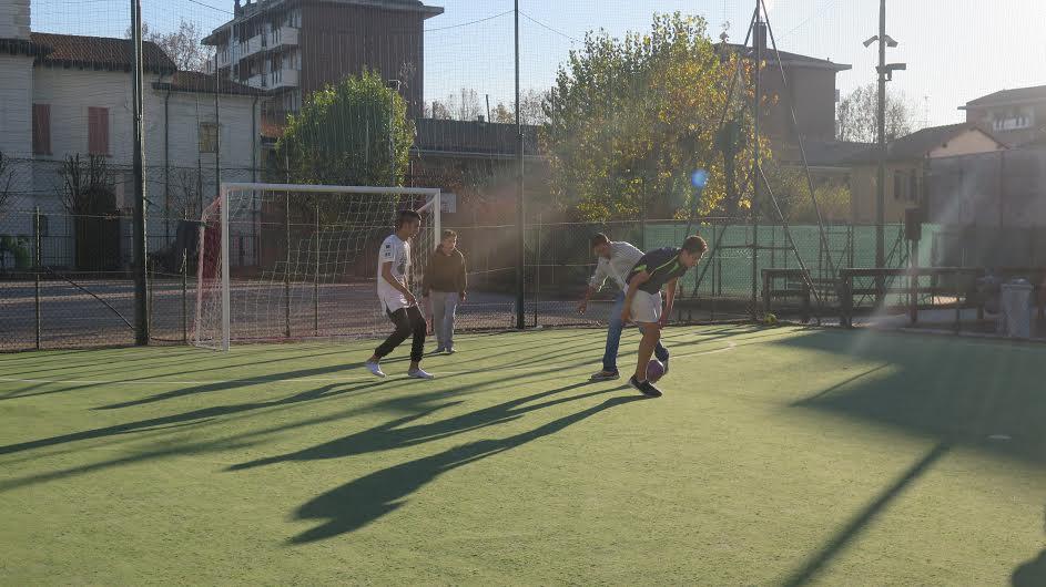 Il laboratorio sportivo del CAG Piamarta