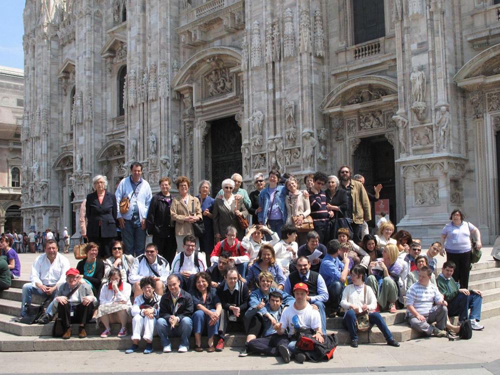 In Duomo a Milano