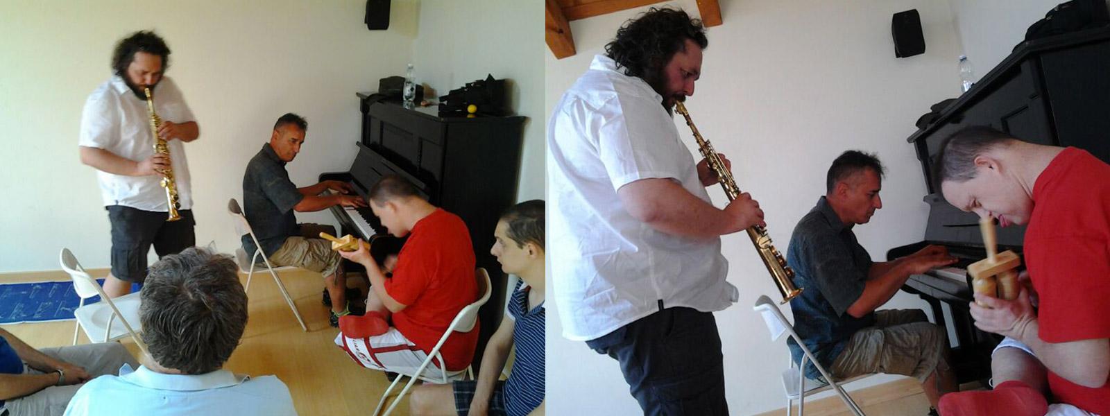 Improvvisazione in Musicoterapia