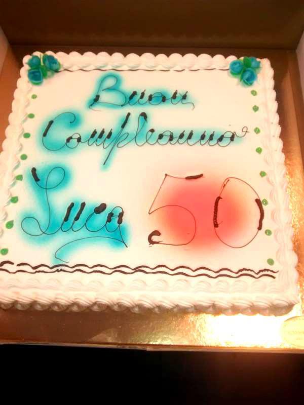 I 50 di Luca