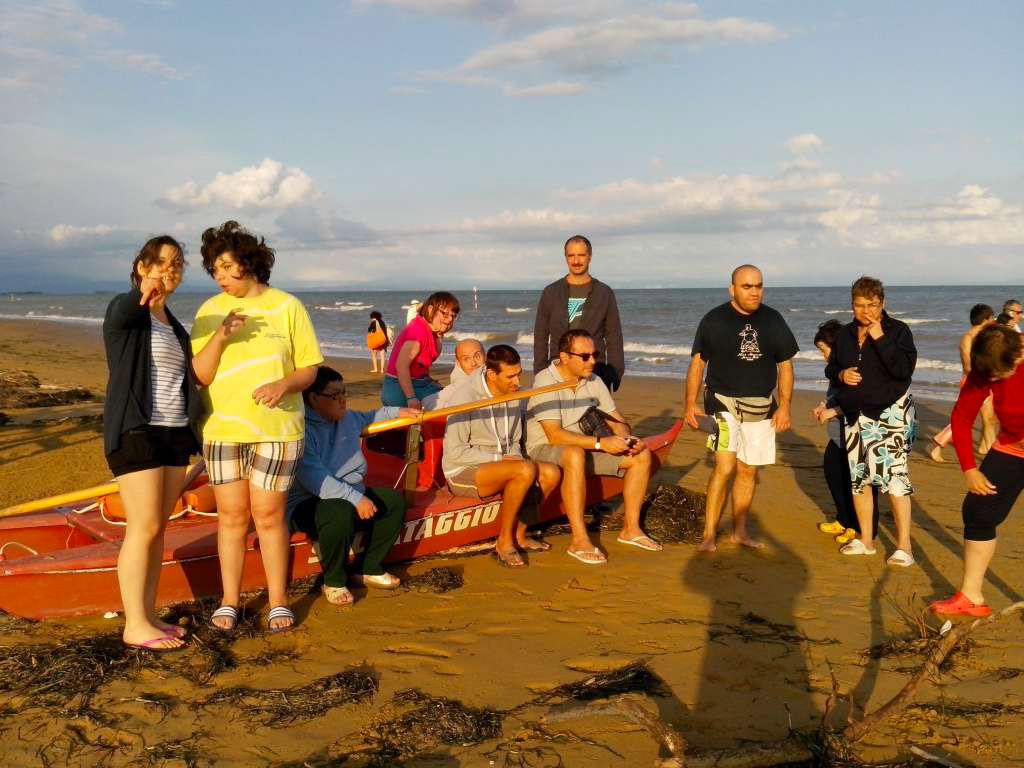 Comunità vacanza - 2014